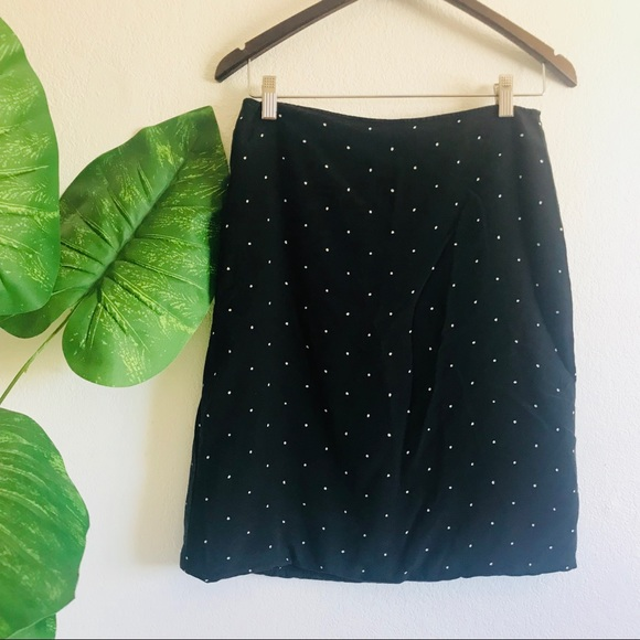 Calvin Klein Dresses & Skirts - 2 for $20 Calvin Klein | Polka dot pencil skirt